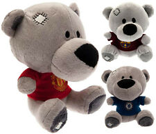 Official Football Licensed - Fluffy Stuffed Plush Solf Toy Crest Timmy Bear Gift