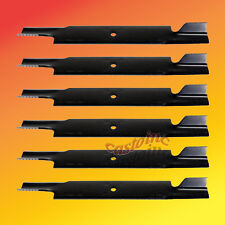"""6  Commercial Mower Blades 36"""" and 52"""" Cut  fits Other Lawn & Garden Equipment"""