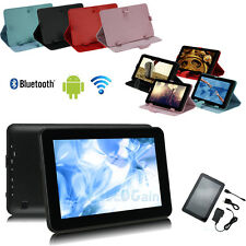 "9"" Google Android 4.4.2 Tablet PC A33 Capacitive Screen Camera MID Wifi MIC+Case"