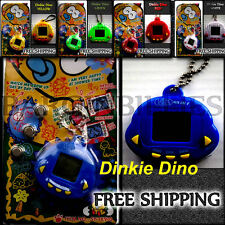 New Dinkie Dino Virtual Electronic Pet LikeTamagotchi 49 In 1 Cyber Pet Retro