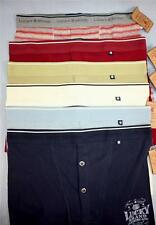 SMALL LARGE XL LUCKY BRAND COTTON BOXER BRIEFS ASSORTED COLORS NWT