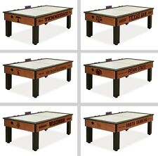 Choose Your NCAA P-Z College Team Full Size Premium Air Hockey Table by HBS