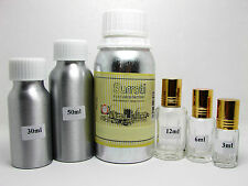 Black Oud Concentrated STRONG Perfume Oil Alcohol Free by SURRATI Perfumes
