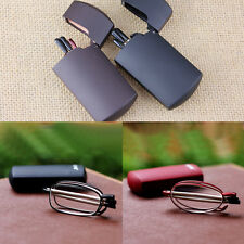 Folding Rotation Metal  Reading Glasses +1.0 +1.5 +2.0 +2.5 +3.0 +3.5 +4.0 New