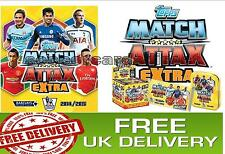 Match Attax EXTRA 2014-2015 14/15 100 CLUB/ HAT-TRICK HEROES/ MAN OF THE MATCH