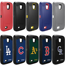 NEW! OtterBox Defender Series Case & Belt Clip Holster for Samsung Galaxy S4