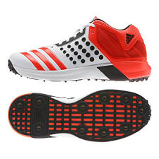 *NEW* ADIDAS ADIPOWER VECTOR MID CRICKET SHOES / SPIKES / BOWLING BOOTS