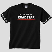 Yamaha / Roadstar / star / vstar / motorcycle.....Nice Quality Tee Shirt!