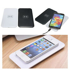 Universal Qi Wireless Charger Charging Pad +USB Cable For iPhone 6 Galaxy S6 etc