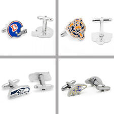 Choose Your NFL Football Team Executive Cufflinks - Set of 2 with Box