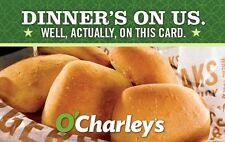 O'Charley's Gift Card $25/ $50/ $100 US Mail Delivery