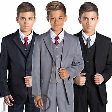 Boys Navy Suit, Boys Black Suit, Page Boy Suits, Prom Suits, Boys Wedding Suit