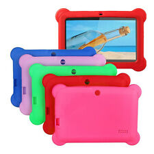 """NEW Silicone Soft Gel Case Cover For 7"""" Android 4.4 A13 A23 A33 Q88 Tablet PC"""