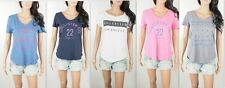 NWT Hollister By Abercrombie Women's Graphic Logo Tee Easy Fit T-Shirt