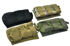 Airsoft Tactical Military Molle Single 5.56 .223 Mag Magazine Pouch Bag 4 Colors