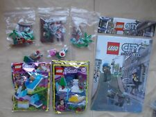 NEW LEGO 16 PIECE PARTY BAG FILLER PARTY FAVOUR LOOT BAG PINATA PRIZE WEDDING