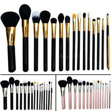 15Pcs Makeup Brushes Pro Cosmetic Make Up Brush Set Superior Soft OT8G
