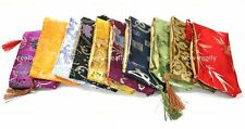 wholesale Lots Of Handmade Silk Purse/wallet/cosmetics tassel bag New Style