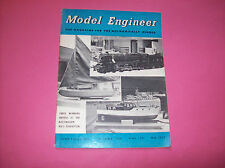 Model Engineer 1958 - 1959 Trains Boats Ships Traction Engines Locomotives etc