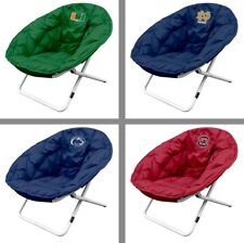 Choose Your NCAA College M-Z Team Adult Round Folding Sphere Chair Lounger