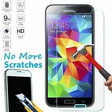 9H Premium Real Tempered Glass Film Clear Screen Protector For Samsung Galaxy