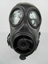 British Army X Police NBC CBRN FM12 Respirator Gas Face Mask Prepper Like S10 Y9