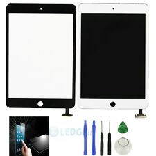 Front Touch Screen Glass Digitizer Lens Replacement For iPad Mini & Film & Tools