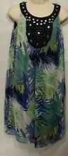 Another Thyme New Womens Blue Lined Dress Sz 6, 8, 10 & 14