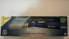 """Helen of Troy 1574 Tangle Free Hot Air Brush, White, 3/4"""",1"""",1 1/2"""" Inch Barrel"""