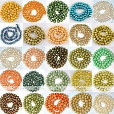 Strand Cultured 4-9mm Nugget Fresh Water Pearl Loose Bead For Jewelry Making DIY
