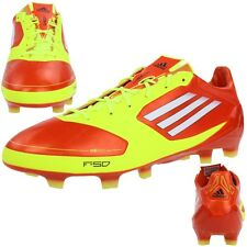 Adidas F50 Adizero TRX FG SYN Men's Football boot NEW Football yellow
