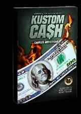 Kustom Cash with Charles Armstrong DVD - Paint a $100 Bill by Airbrush Action