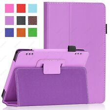 For Amazon Kindle Fire HD 7 Tablet Slim PU Leather Folio Smart Case Cover Stand