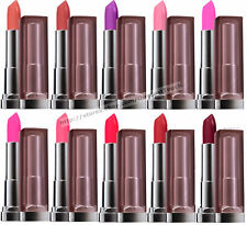 *MAYBELLINE^ Color Sensational CREAMY MATTE Lip Stick/Color NEW! *YOU CHOOSE*