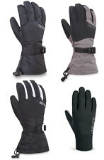 Dakine Glove Womens Camino Ski Snowboard Gloves Including Removable Liners