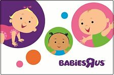 $100 Babies R Us Gift Card for $90 - US Mail delivery