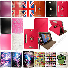 NEW 8 INCH UNIVERSAL LEATHER SMART STAND CASE COVER FOR VARIOUS TABLET PC+STYLUS