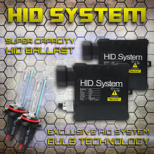 HID System Xenon Conversion Kit For Ford F-150 250 Super Duty H11 H13 9006 9007