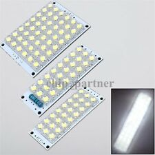 5V 12V Warm White LED Panel Board 24 48 Piranha LED Energy Saving Panel