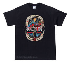 Boomstick Double Stout Evil Dead Horror Craft Beer T-Shirt  S - 4XL