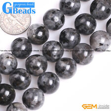 "Natural Larvikite Labradorite Gemstone Round Beads Free Shipping 15""4mm 8mm 10mm"