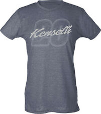 LADIES MATT KENSETH #20 LIQUID SILVER NASCAR TEE SHIRT