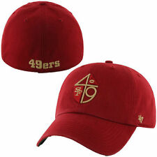 San Francisco 49ers '47 Brand Franchise Legacy Fitted Hat - Scarlet
