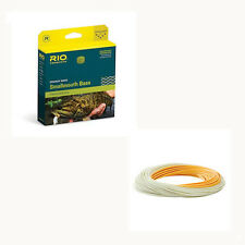 Rio Smallmouth Bass Fly Line, New - w/Free Shipping in US & Free Dacron Backing!