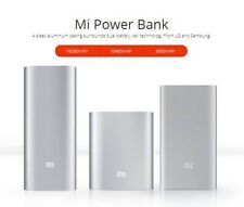 Universal Original Xiaomi USB Power Bank Charger MI 5000/10400/16000mAh Fr Phone