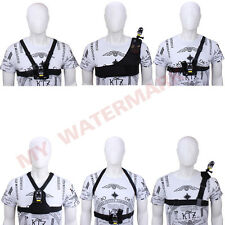 Chest Chesty/Shoulder Strap Mount for Sony Action Cam HDR-AS15/AS20/AS30V/AS100V