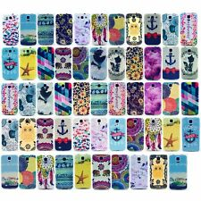 Housse étui coque case motif divers gel Samsung Galaxy S3 34 MINI S5 Note3 Note4