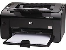 NEW  HP LaserJet Pro P1102w Workgroup Printer Monochrome Wireless Laser