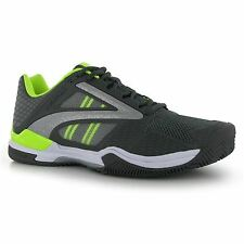 Dunlop Mens Flash Clay Tennis Shoes Trainers Sport Full Lace Up Sneakers