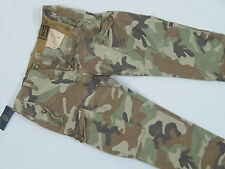 NEW! Polo Ralph Lauren Awesome Camo (Camouflage) Cargo Pants!  *Modern fit *